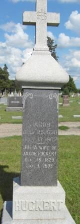 HUCKERT, JACOB - Cherokee County, Iowa | JACOB HUCKERT