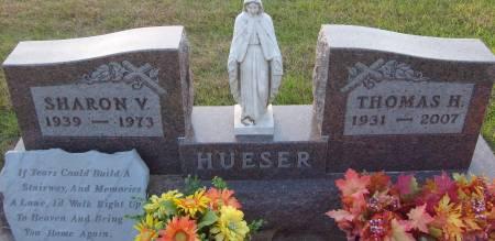 HUESER, SHARON V. - Cherokee County, Iowa | SHARON V. HUESER