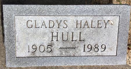 HULL, GLADYS HALEY - Cherokee County, Iowa | GLADYS HALEY HULL