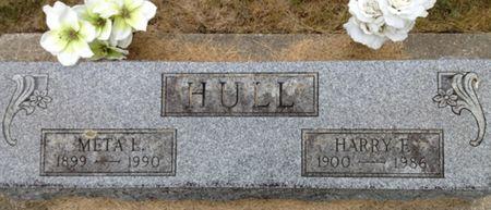HULL, HARRY F. - Cherokee County, Iowa   HARRY F. HULL