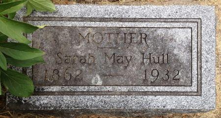 HULL, SARAH MAY - Cherokee County, Iowa | SARAH MAY HULL