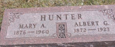 HUNTER, ALBERT G. & MARY - Cherokee County, Iowa | ALBERT G. & MARY HUNTER