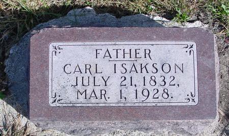 ISAKSON, CARL - Cherokee County, Iowa | CARL ISAKSON