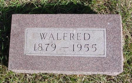 ISAKSON, WALFRED - Cherokee County, Iowa   WALFRED ISAKSON