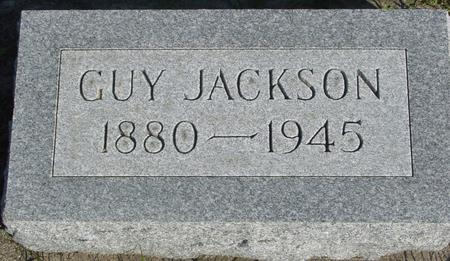 JACKSON, GUY - Cherokee County, Iowa | GUY JACKSON