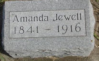 JEWELL, AMANDA - Cherokee County, Iowa   AMANDA JEWELL