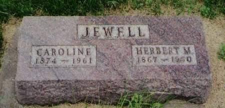 JEWELL, HERBERT MERRILL - Cherokee County, Iowa | HERBERT MERRILL JEWELL