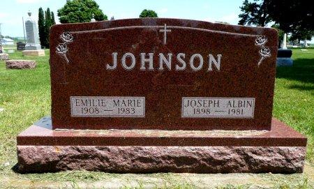 JOHNSON, EMILIE MARIE - Cherokee County, Iowa | EMILIE MARIE JOHNSON