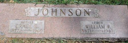 JOHSON, WILLIAM R. - Cherokee County, Iowa | WILLIAM R. JOHSON