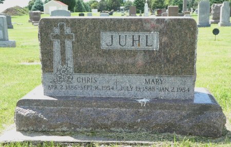 JUHL, MARY - Cherokee County, Iowa | MARY JUHL