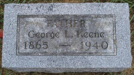 KEENE, GEORGE L. - Cherokee County, Iowa | GEORGE L. KEENE