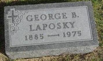 LAPOSKY, GEORGE B. - Cherokee County, Iowa | GEORGE B. LAPOSKY