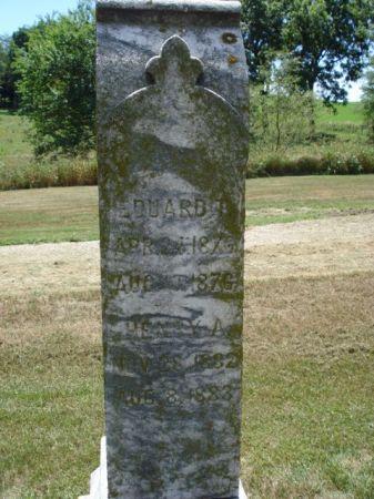 LAWREY, EDUARD T. - Cherokee County, Iowa   EDUARD T. LAWREY