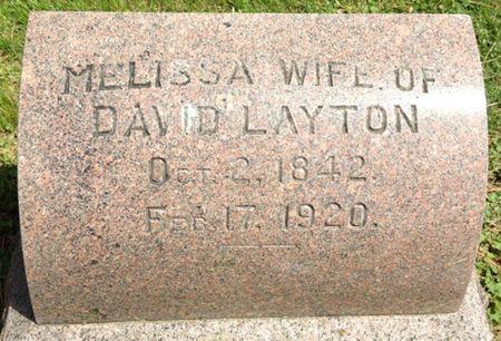 LAYTON, MELISSA - Cherokee County, Iowa | MELISSA LAYTON