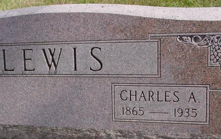 LEWIS, CHARLES A. - Cherokee County, Iowa | CHARLES A. LEWIS