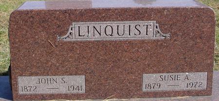 LINQUIST, JOHN & SUSIE - Cherokee County, Iowa | JOHN & SUSIE LINQUIST