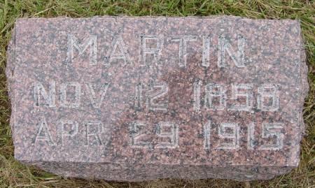 MAYR, MARTIN - Cherokee County, Iowa   MARTIN MAYR