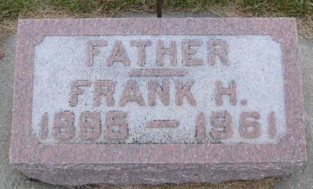 MCCLINTOCK, FRANK H. - Cherokee County, Iowa | FRANK H. MCCLINTOCK
