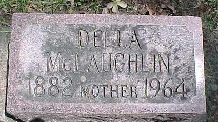 MCLAUGHLIN, DELLA - Cherokee County, Iowa | DELLA MCLAUGHLIN