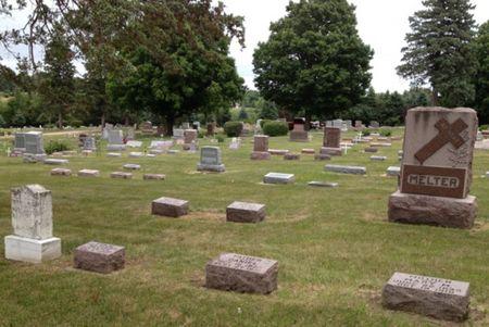 MELTER, FAMILY PLOT - Cherokee County, Iowa   FAMILY PLOT MELTER