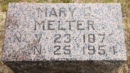 MELTER, MARY - Cherokee County, Iowa | MARY MELTER