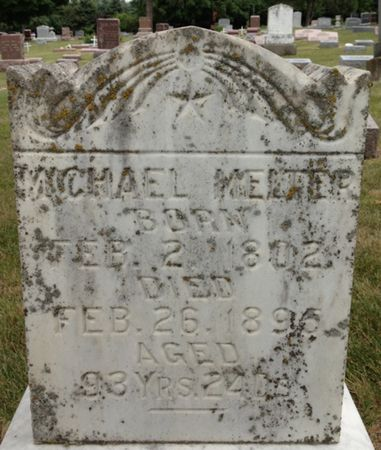 MELTER, MICHAEL - Cherokee County, Iowa   MICHAEL MELTER