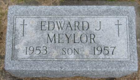 MEYLOR, EDWARD J. - Cherokee County, Iowa   EDWARD J. MEYLOR