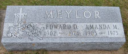 MEYLOR, AMANDA M. - Cherokee County, Iowa | AMANDA M. MEYLOR