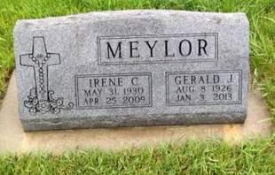 FISCHER MEYLOR, IRENE C. - Cherokee County, Iowa | IRENE C. FISCHER MEYLOR