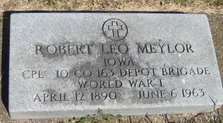MEYLOR, ROBERT LEO - Cherokee County, Iowa | ROBERT LEO MEYLOR