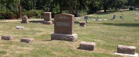 MOSIER, FAMILY PLOT - Cherokee County, Iowa   FAMILY PLOT MOSIER