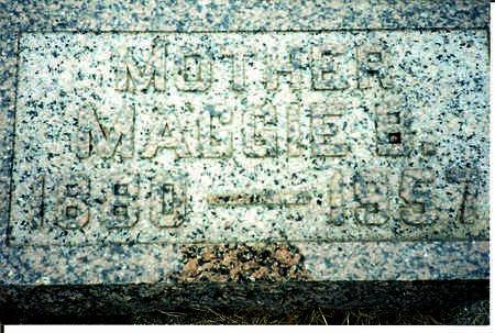 LEEDS MOSIER, MAGGIE BELLE - Cherokee County, Iowa | MAGGIE BELLE LEEDS MOSIER