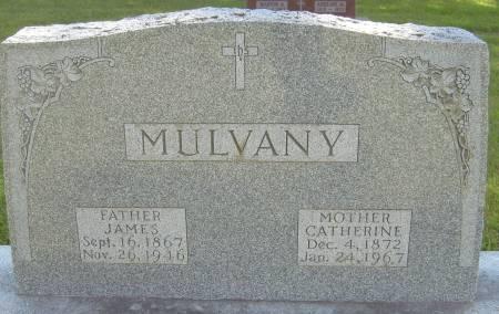 MULVANY, JAMES - Cherokee County, Iowa   JAMES MULVANY