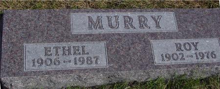 MURRY, ROY & ETHEL - Cherokee County, Iowa | ROY & ETHEL MURRY