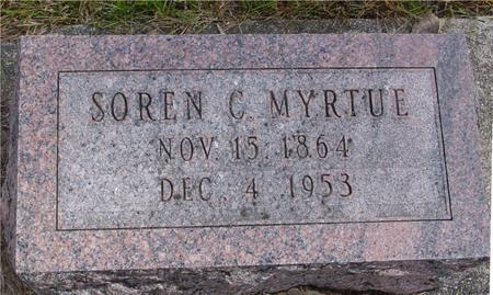 MYRTUE, SOREN C. - Cherokee County, Iowa | SOREN C. MYRTUE
