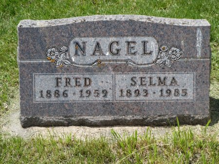 NAGEL, FRED - Cherokee County, Iowa | FRED NAGEL