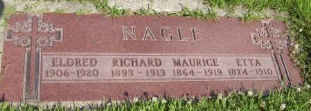 NAGLE, MAURICE - Cherokee County, Iowa | MAURICE NAGLE