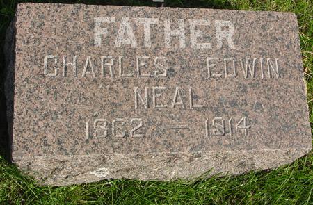 NEAL, CHARLES EDWIN - Cherokee County, Iowa | CHARLES EDWIN NEAL