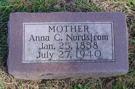 NORDSTROM, ANNA C. - Cherokee County, Iowa | ANNA C. NORDSTROM