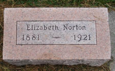 MOSHER  NORTON, ELIZABETH A. - Cherokee County, Iowa | ELIZABETH A. MOSHER  NORTON
