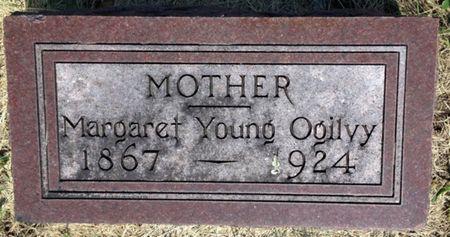 YOUNG OGILVY, MARGARET - Cherokee County, Iowa | MARGARET YOUNG OGILVY