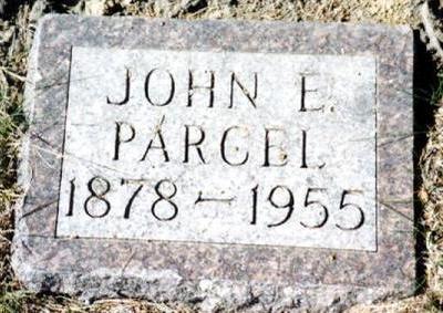 PARCEL, JOHN E. - Cherokee County, Iowa | JOHN E. PARCEL