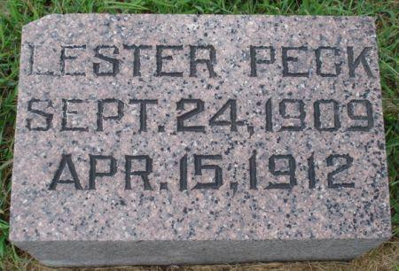 PECK, LESTER - Cherokee County, Iowa | LESTER PECK