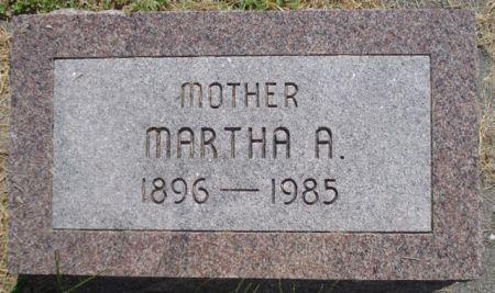 PECK, MARTHA A. - Cherokee County, Iowa | MARTHA A. PECK