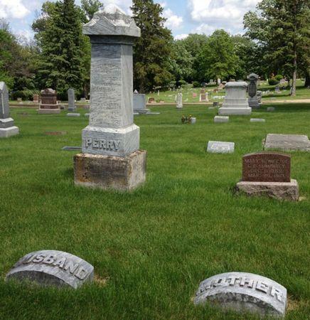 PERRY, FAMILY PLOT - Cherokee County, Iowa | FAMILY PLOT PERRY