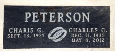 PETERSON, CHARLES C. - Cherokee County, Iowa   CHARLES C. PETERSON