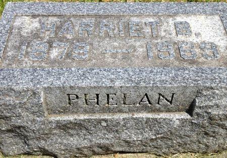 BURRELL PHELAN, HARRIET - Cherokee County, Iowa | HARRIET BURRELL PHELAN