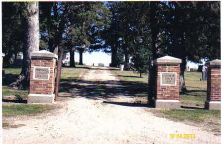 PLEASANT HILL, CEMETERY - Cherokee County, Iowa   CEMETERY PLEASANT HILL