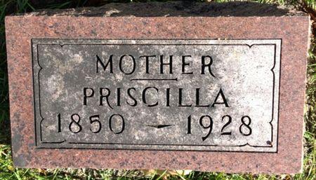 POWELL, PRISCILLA - Cherokee County, Iowa | PRISCILLA POWELL