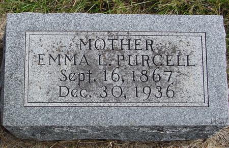 PURCELL, EMMA L. - Cherokee County, Iowa | EMMA L. PURCELL